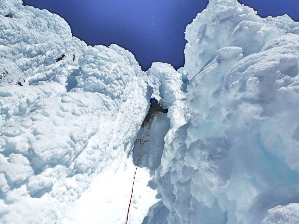 p3, the rime chimney, photo by Beau