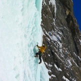 1st crux, Weeping