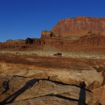 Jeeping into Canyonlands